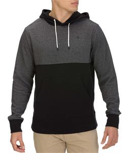 Hurley Crone Textured Pullover Hoodie