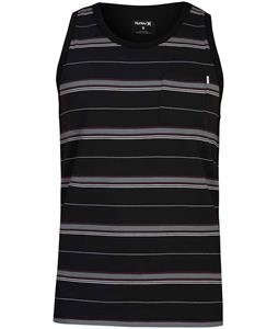 Hurley Dri-Fit Harvey Stripe Pocket Tank Top