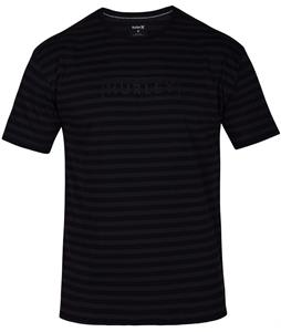 Hurley Dri-Fit One & Only Stripe T-Shirt