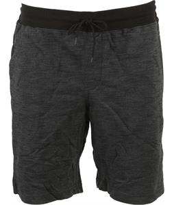 Hurley Elastic Waist Valley Fleece Shorts