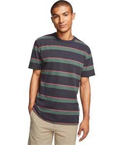 Hurley Harvey Stripe Patch T-Shirt