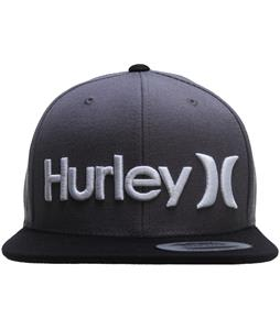 Hurley One & Only Snapback Cap
