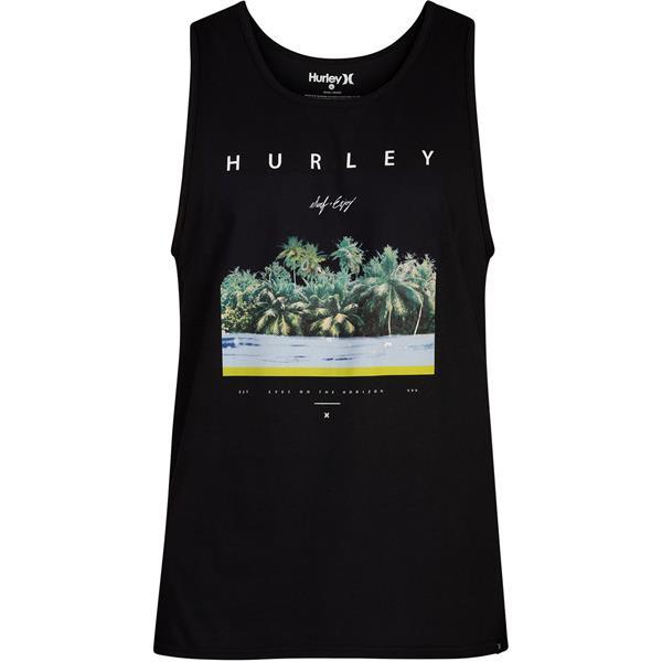Hurley Mens Premium Shoreline Tank Top