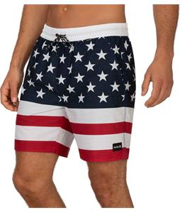 Hurley Patriot Volley 18in Boardshorts