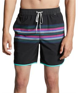 Hurley Phantom Baja Malibu Volley 17in Boardshorts
