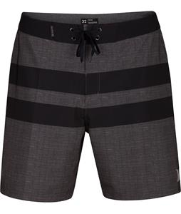 Hurley Phantom Blackball Beater Boardshorts