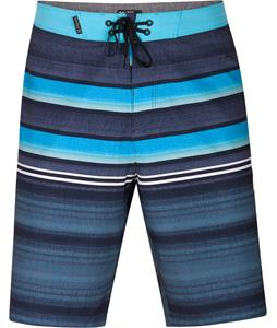 Hurley Phantom Blackball Orange Street Boardshorts