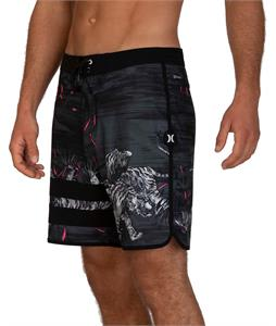 Hurley Phantom Block Party Tiger Style 18in Boardshorts