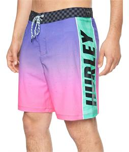 Hurley Phantom Fastlane Flashback 18in Boardshorts