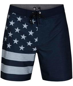 Hurley Phantom Patriot 18in Boardshorts