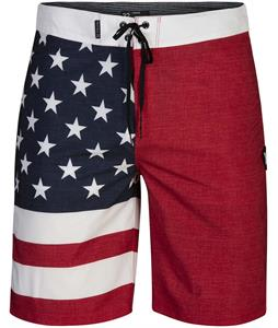 Hurley Phantom Patriot 20in Boardshorts