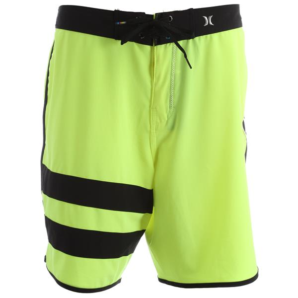 Hurley Phantom Block Party Solid Boardshorts U.S.A. & Canada