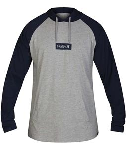 Hurley PRM One & Only Small Box L/S Pullover Shirt