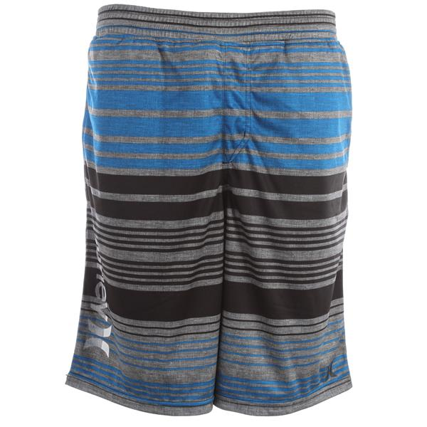 Hurley Ragland Mesh Shorts Black U.S.A. & Canada