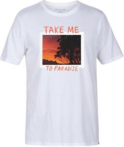 Hurley Take Me To Paradise Premium T-Shirt