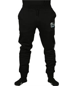 Hurley Take Out Framed Premium Relaxed Fit Fleece Joggers