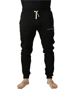 Hurley Tropical Mindstate Relaxed Fit Fleece Joggers