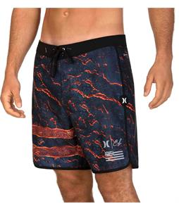 Hurley X Clark Little Lava 18in Boardshorts