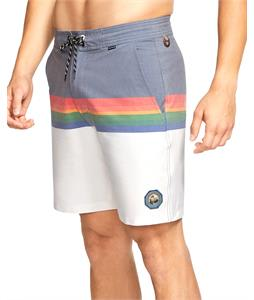 Hurley X Pendleton Crater Lake Beachside 18in Boardshorts
