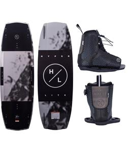 Hyperlite Baseline Wakeboard w/ Remix Bindings
