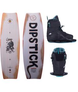 Hyperlite Dipstick Wakeboard w/ Session Bindings