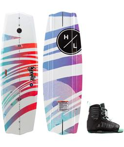 Hyperlite Eden 2.0 Wakeboard w/ Jinx Bindings