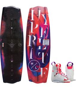 Hyperlite Eden 2.0 Wakeboard w/ Allure Bindings