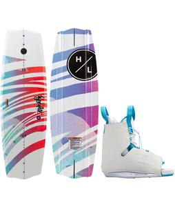Hyperlite Eden Wakeboard w/ Allure Bindings