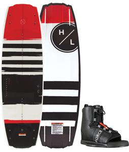 Hyperlite Franchise Blem Wakeboard w/ Liquid Force Element Wakeboard Bindings