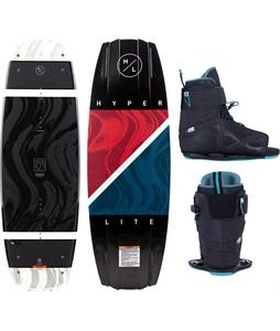 Hyperlite Franchise Wakeboard w/ Session Bindings