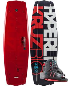 Hyperlite Kruz BIO Wakeboard w/ Team OT Bindings