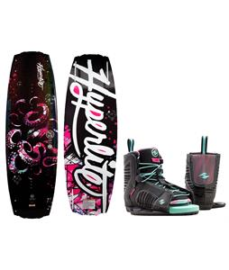 Hyperlite Maiden Wakeboard w/ Jinx Bindings