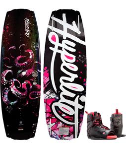 Hyperlite Maiden Wakeboard w/ Blur Bindings