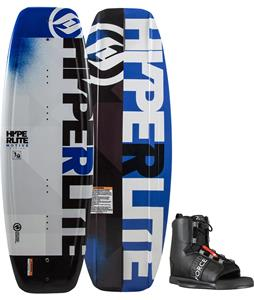 Hyperlite Motive Blem Wakeboard w/ Liquid Force Element Wakeboard Bindings