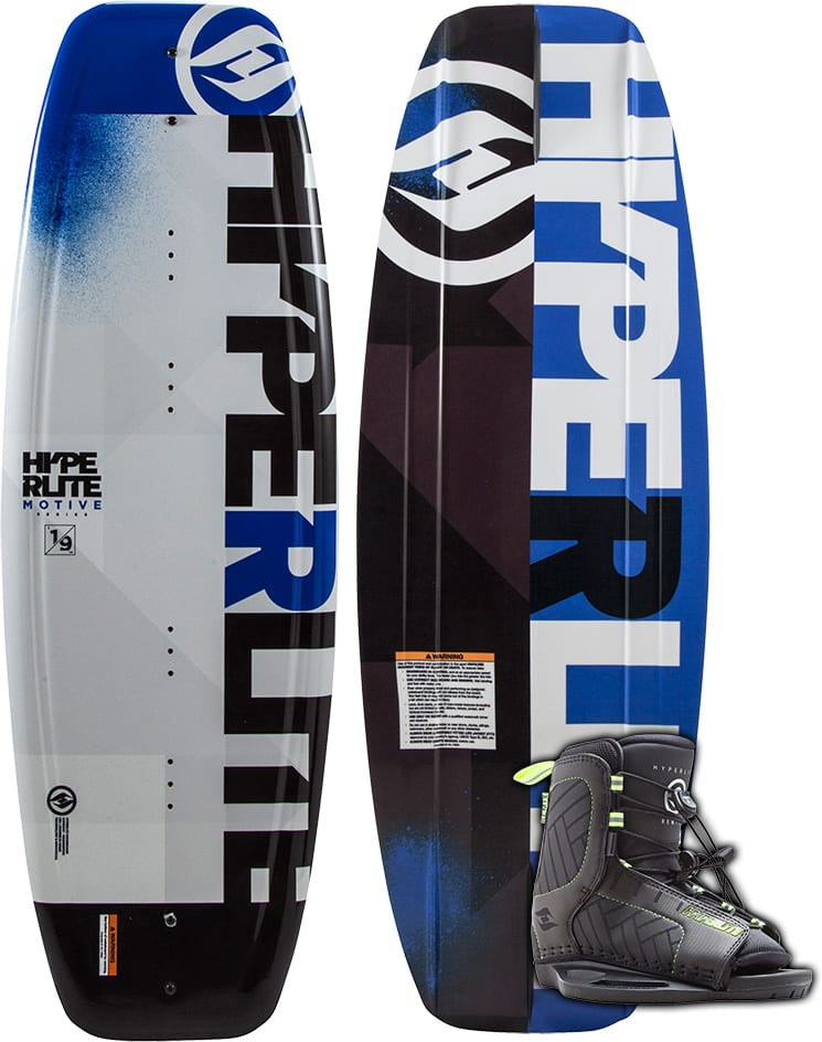 Hyperlite Motive Jr Wakeboard W Remix Bindings Kids