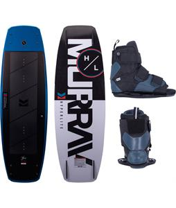 Hyperlite Murray Wakeboard w/ Formula Bindings