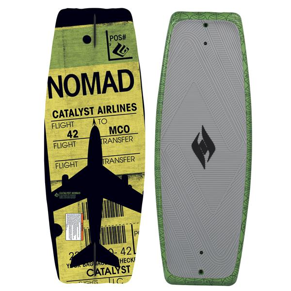 Hyperlite Nomad Wakeskate 42In U.S.A. & Canada