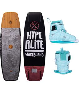 Hyperlite Prizm Wakeboard w/ Viva Bindings
