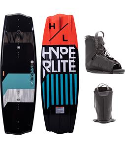 Hyperlite State 2.0 Wakeboard w/ Frequency Bindings