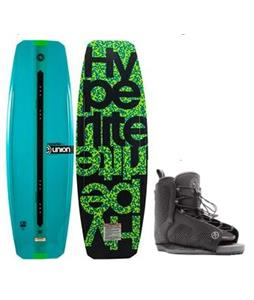 Hyperlite Union Wakeboard w/ Hyperlite Remix Bindings