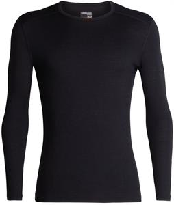 Icebreaker 200 Oasis L/S Crewe Baselayer Top