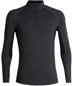 Icebreaker 200 Zone L/S Half Zip Baselayer Top