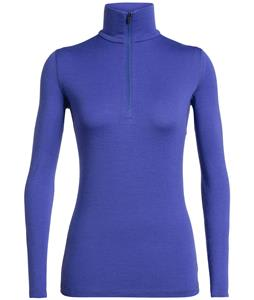 Icebreaker 260 Tech L/S Half Zip Baselayer Top