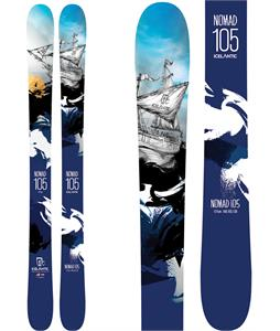 Icelantic Nomad 105 Skis