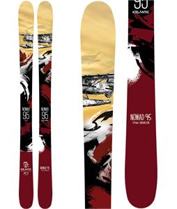 Icelantic Nomad 95 Skis