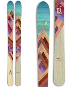 Icelantic Oracle 100 Skis