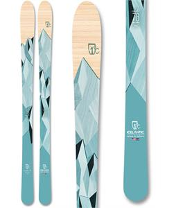 Icelantic Oracle 78 Skis