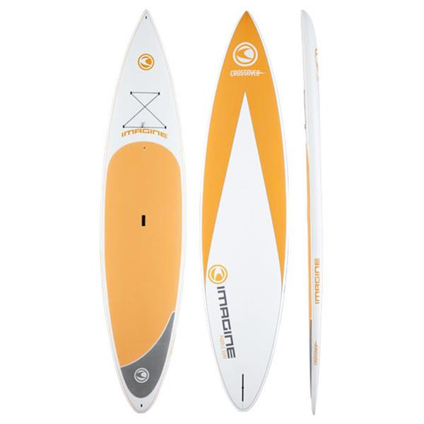 Imagine Crossover Sup Paddleboard Ast 10Ft X 6In U.S.A. & Canada