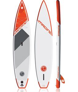 Imagine Mission DLX Inflatable SUP Paddleboard