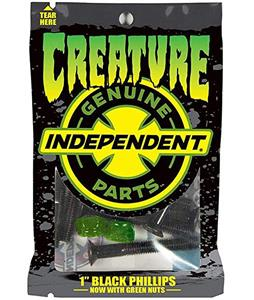 Independent X Creature Genuine Parts CSFU Phillips Skateboard Hardware